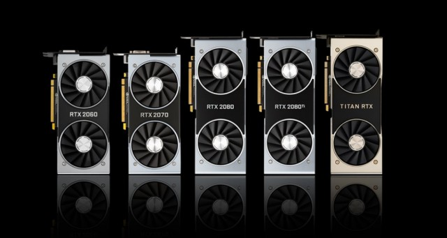 NVIDIA GeForce RTX 2070 Ti