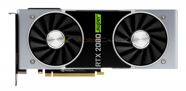 NVIDIA GeForce RTX 20 SUPER