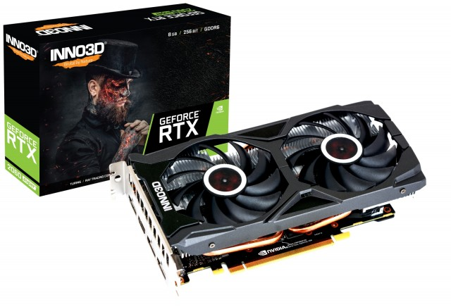 INNO3D GeForce RTX 20 SUPER