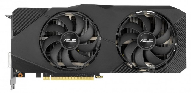 ASUS Dual GeForce RTX 20 SUPER EVO