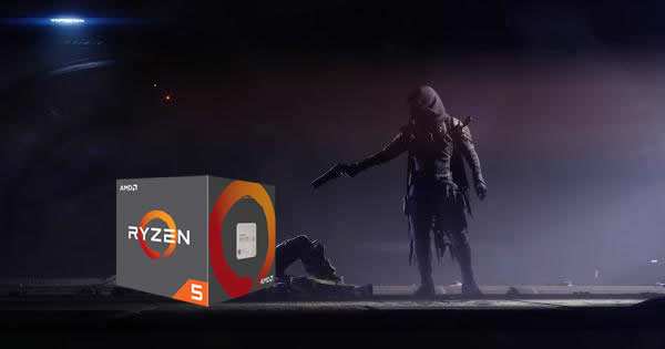 AMD Ryzen 3000 Destiny 2