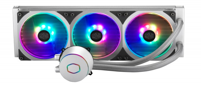 Cooler Master MasterLiquid ML360P Silver Edition