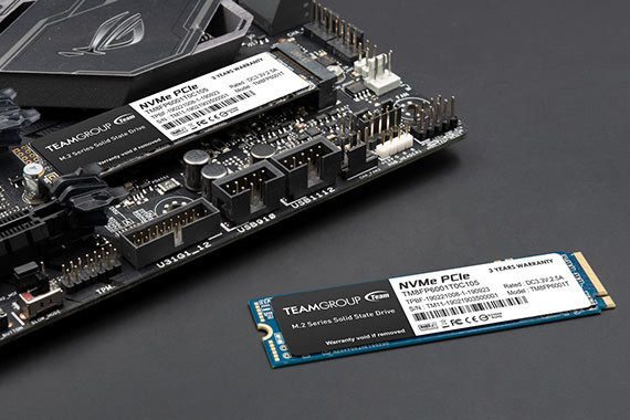 TEAMGROUP MP33 M.2 PCIe SSD