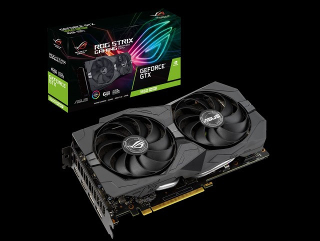 ASUS ROG Strix GeForce GTX 1660 SUPER