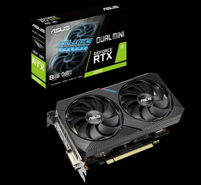 ASUS Dual GeForce RTX 2070 MINI