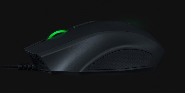 Razer Naga Left-Handed Edition