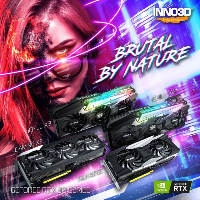 INNO3D GeForce RTX 30