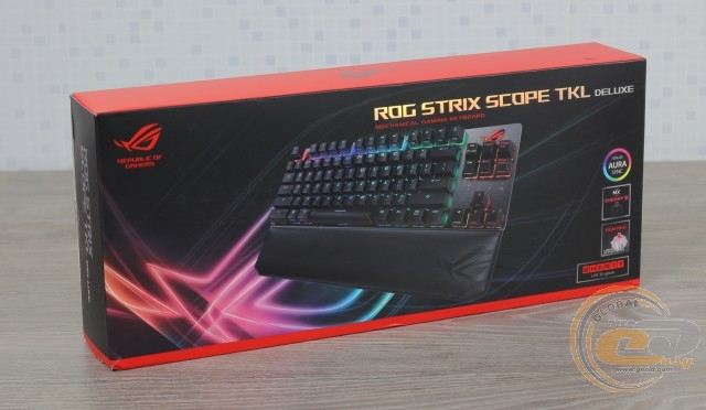 ASUS ROG Strix Scope TKL Deluxe