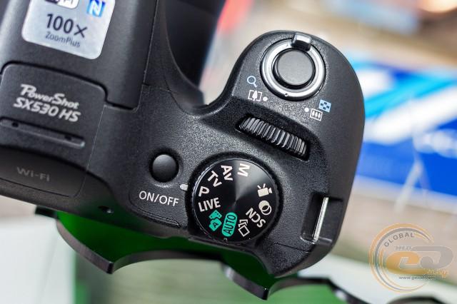 Огляд і тестування компактної цифрової камери Canon PowerShot SX530 ... df4c0d92e1dda