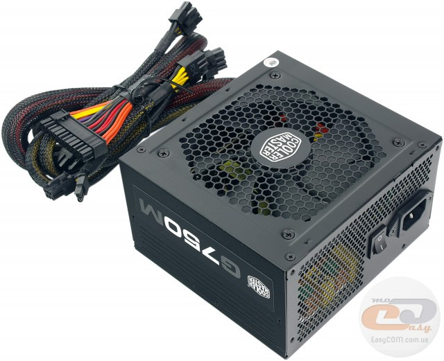 Cooler Master G750M (RS750-AMAAB1-XX)
