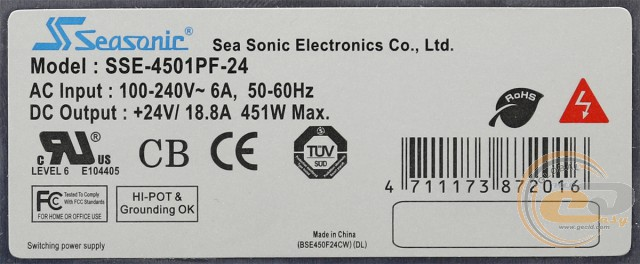 Seasonic SSE-4501PF-24