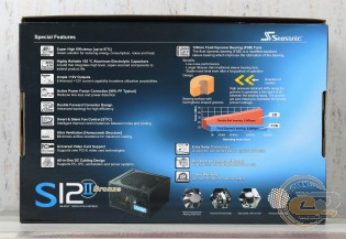 Seasonic S12II-350 Bronze (SSR-350ST)