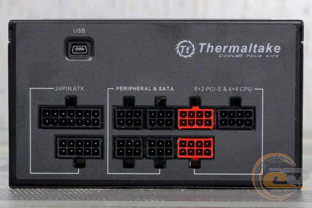 Thermaltake Toughpower DPS G RGB 650W Gold
