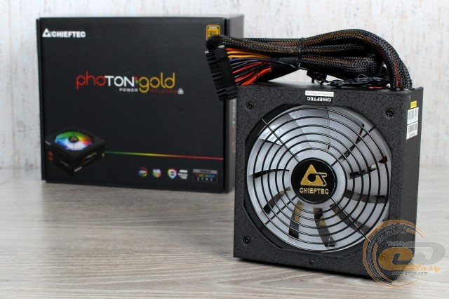 CHIEFTEC PHOTON GOLD 750W (GDP-750C-RGB)