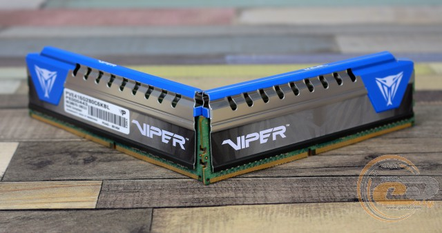 DDR4-2800 Patriot Viper Elite PVE416G280C6KBL