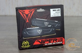 Patriot Viper Red LED PVLR416G240C4K