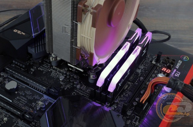 DDR4-3600 TEAMGROUP T-FORCE XCALIBUR RGB