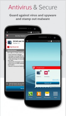 McAfee Mobile Security & Antivirus