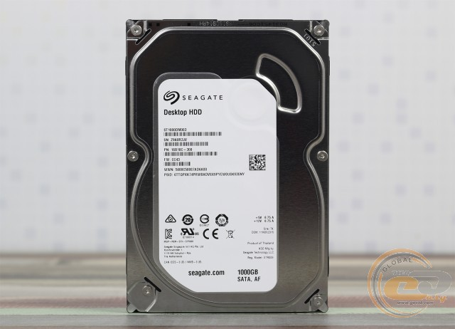 Seagate Desktop HDD (ST1000DM003)