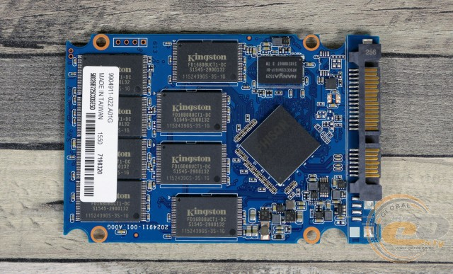 Kingston SSDNow KC400 (KCC400S37/256G)