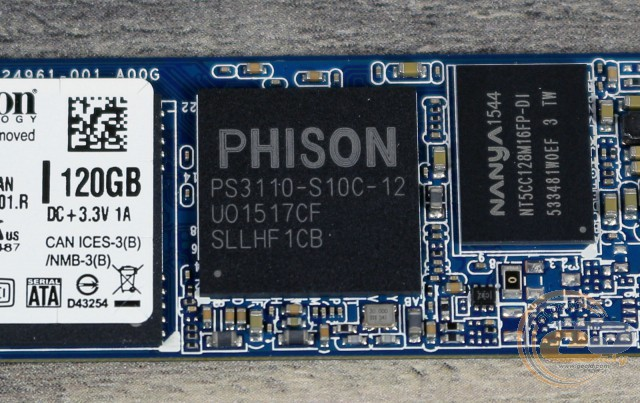 Kingston SSDNow M.2 SATA G2 (SM2280S3G2/120G)
