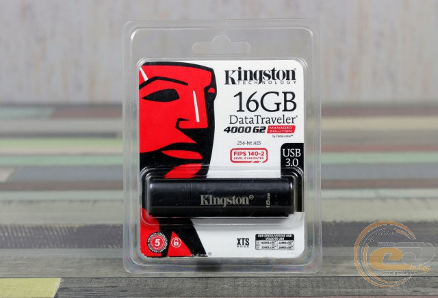 Kingston DataTraveler 4000 G2 (DT4000G2DM/16GB)