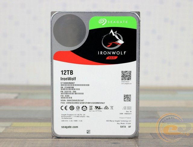 Seagate IronWolf (ST12000VN0007)