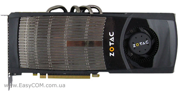 ZOTAC GeForce GTX 480, ZT-40101-10P