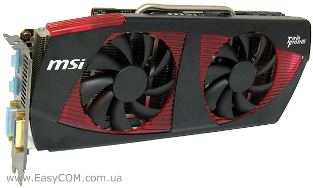 MSI GeForce GTX 480 Lightning (N480GTX Lightning)
