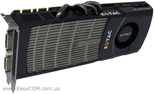 ZOTAC GeForce GTX 480 (ZT-40101-10P)