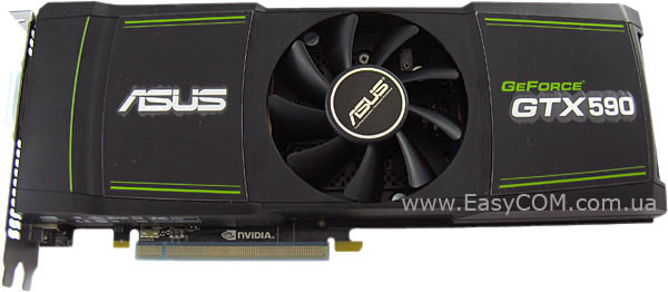 ASUS GeForce GTX 590