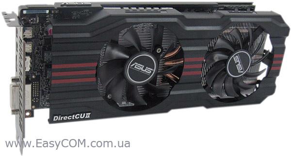Asus Radeon Hd 7870 Direct Cu Ii Top: Огляд і тестування відеокарти ASUS Radeon HD 7870 DirectCU