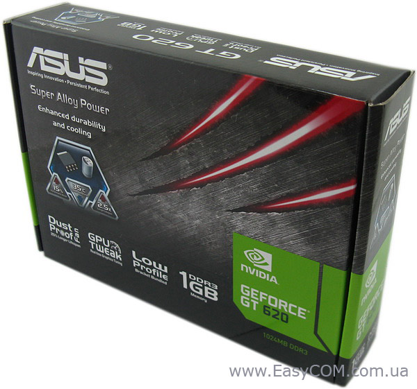ASUS GeForce GT 620
