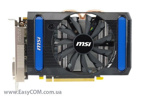 MSI Radeon HD 7790 OC