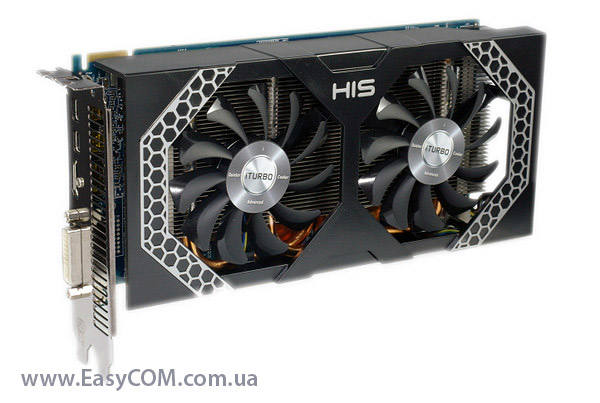 HIS Radeon HD 7850 iPower IceQ X2