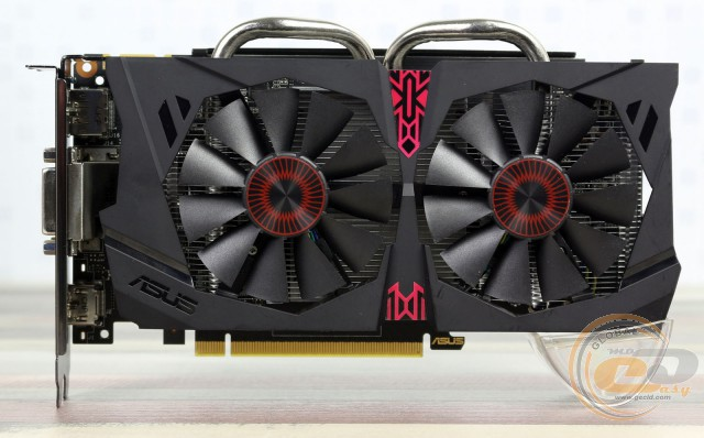 ASUS GeForce GTX 950 STRIX DirectCU II OC (STRIX-GTX950-DC2OC-2GD5-GAMING)