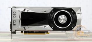 NVIDIA GeForce GTX 1080 Founders Edition