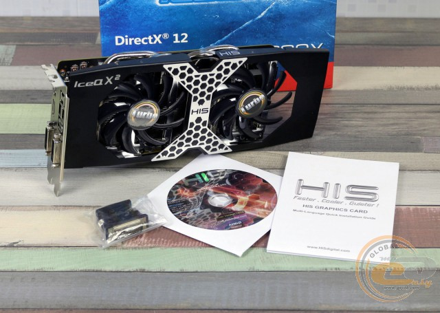 HIS R9 380X IceQ X2 Turbo 4GB (H380XQM4TR)