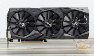 ASUS ROG STRIX GeForce GTX 1060 (ROG STRIX-GTX1060-O6G-GAMING)