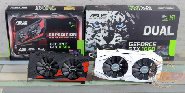 ASUS Expedition GeForce GTX 1050 Ti (EX-GTX1050TI-4G)