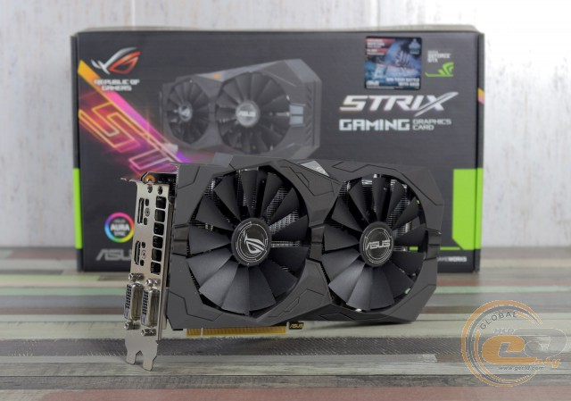 ASUS ROG STRIX GeForce GTX 1050 Ti GAMING OC (ROG STRIX-GTX1050TI-O4G-GAMING)