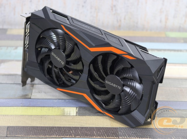 GIGABYTE GeForce GTX 1050 Ti G1 Gaming 4G (GV-N105TG1 GAMING-4GD)