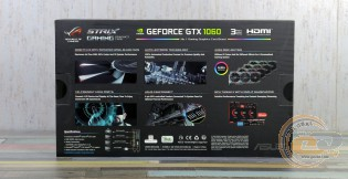 ASUS ROG STRIX GeForce GTX 1060 GAMING (ROG STRIX-GTX1060-6G-GAMING)