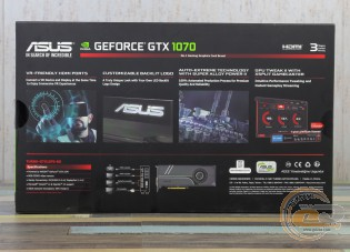 ASUS GeForce GTX 1070 TURBO (TURBO-GTX1070-8G)