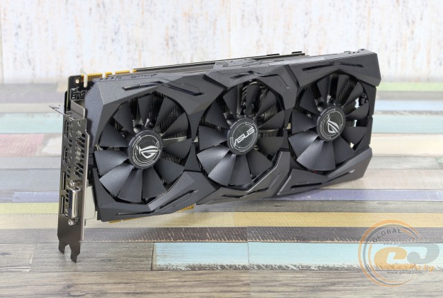 ASUS ROG STRIX GeForce GTX 1080 GAMING (ROG STRIX-GTX1080-8G-GAMING)