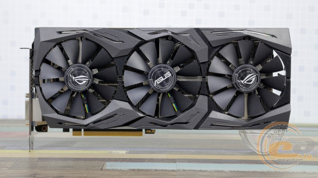 ROG STRIX GeForce GTX 1080 Ti OC Edition