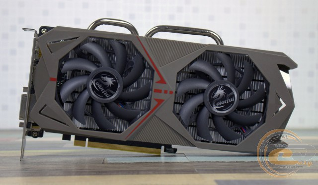 Colorful GTX 1060 SI-6G