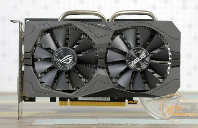 ROG STRIX Radeon RX 560 GAMING OC edition 4GB
