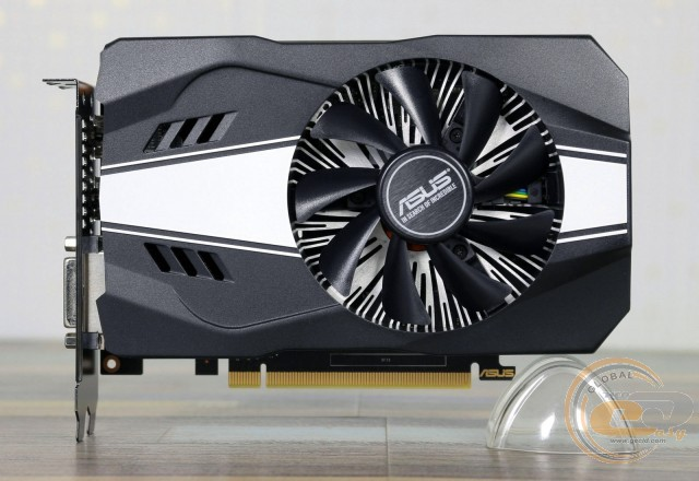 ASUS Phoenix GeForce GTX 1060 3GB (PH-GTX1060-3G)