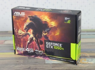 ASUS Cerberus GeForce GTX 1050 Ti Advanced Edition